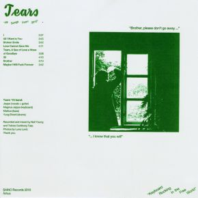 All Songs From 2015 - LP / Tears / 2018