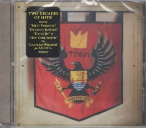 Greatest Hits - CD / Train / 2018