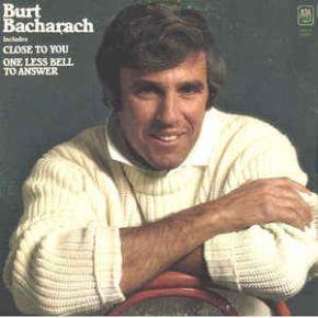 Burt Bacharach - LP / Burt Bacharach / 1971