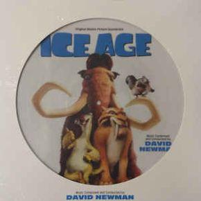 Ice Age - LP (Picture Disc) / David Newman | Soundtrack / 2002 / 2018