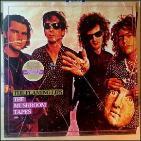 The Mushroom Tapes 1989 - LP (RSD BF 2018 Grøn vinyl) / The Flaming Lips / 2018