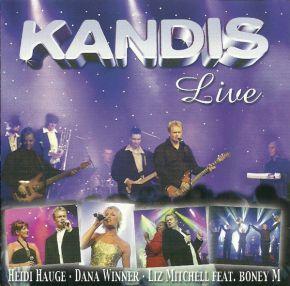 Live - CD / Kandis / 2004