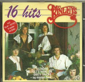16 Hits - CD / McKinleys  / 1993