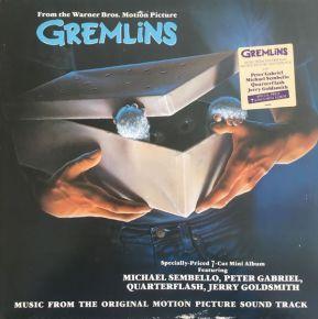 Gremlins (Original Motion Picture Soundtrack) - LP / Various Artists / 1984