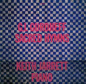 Sacred Hymns - LP / G. I. Gurdjieff - Keith Jarrett / 1980