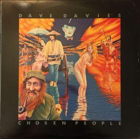 Chosen People - LP / Dave Davies / 1983