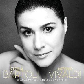 Antonio Vivaldi - LP / Cecilia Bartoli | Vivaldi / 2018