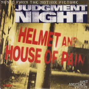 "Judgment Night - 12"" Vinyl / Soundtracks / 1993"