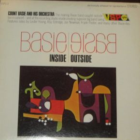 Inside Basie Outside - LP / Count Basie And His Orchestra / 1966