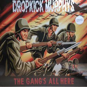 The Gang's All Here - LP (Grøn vinyl) / Dropkick Murphys / 2009 / 2019