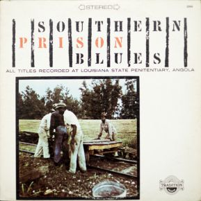 Southern Prison Blues - LP / Various  / 1968