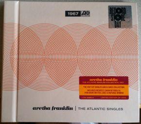 "The Atlantic Singles - 5x7"" (RSD 2019 Vinyl Box) / Aretha Franklin / 2019"