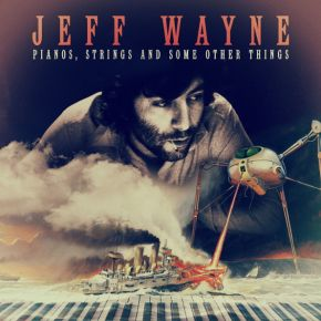 Pianos, Strings And Some Other Things - LP (RSD 2019 Vinyl) / Jeff Wayne / 2019