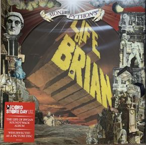 Life Of Brian - LP (Picture Disc Vinyl / Monty Python / 1979 / 2019