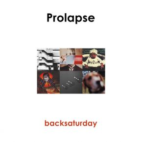 Backsaturday - LP (RSD 2019 Vinyl) / Prolapse / 1995/2019