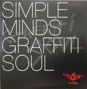 Graffiti Soul - 2LP (RSD 2019 Farvet Vinyl) / Simple Minds / 2009 / 2019
