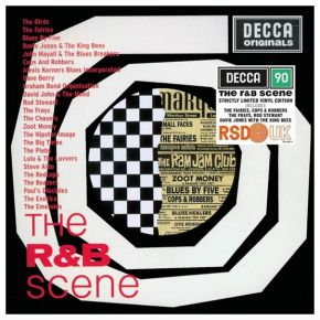 The R&B Scene - 2LP (RSD 2019 Vinyl) / Various Artists / 2019