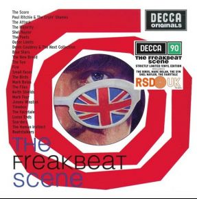 The Freakbeat Scene 2LP (RSD 2019 Vinyl / Various Artists / 2019