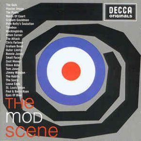 The Mod Scene - 2LP (RSD 2019 Vinyl) / Various Artists / 1998