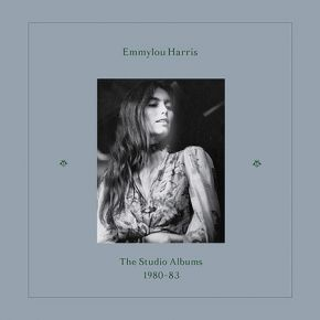 "The Studio Albums 1980-83 - 5LP + 7"" (RSD 2019 Vinyl Box) / Emmylou Harris / 2019"