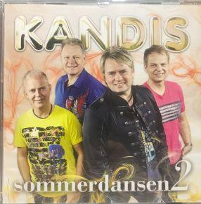 Sommerdansen 2 - CD / Kandis / 20014