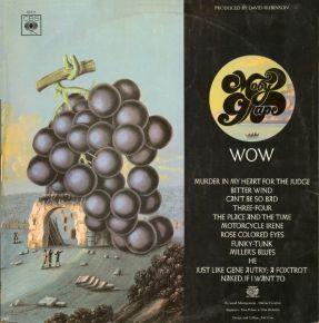 Wow - LP / Moby Grape  / 1968