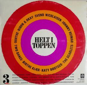 Helt I Toppen 3 - LP / Various / 1969