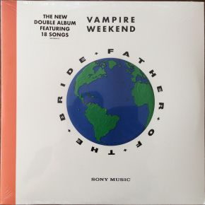 Father Of The Bride - 2LP / Vampire Weekend / 2019