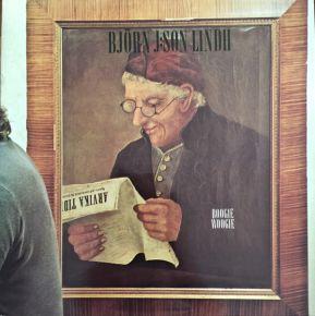 Boogie Woogie - LP / Björn J:Son Lindh / 1974