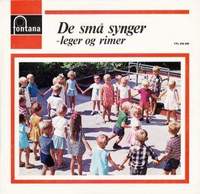 De små synger - leger og rimer - LP / Various