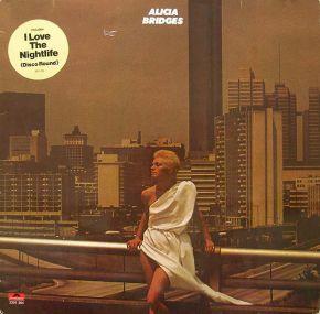 Alicia Bridges - LP / Alicia Bridges / 1979