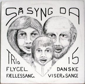 Så Syng Da - LP / Den Sydfynske Trio  / 1979
