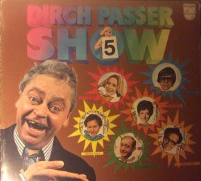 Dirch Passer Show 5 - LP / Dirch Passer  / 1978