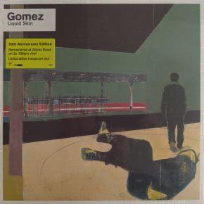 Liquid Skin - 2LP (Gennemsigtig vinyl) / Gomez / 1999 / 2018