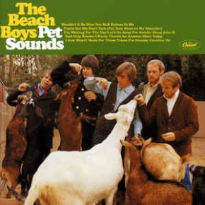 Pet Sounds - CD / The Beach Boys / 2001
