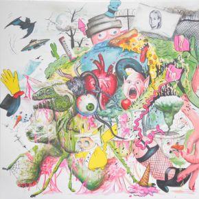Braindrops - LP (Farvet vinyl) / Tropical Fuck Storm / 2019