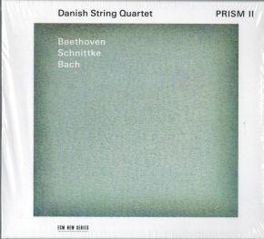 Prism II - CD / Danish String Quartet / 2019