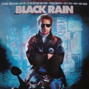 Black Rain (Original Motion Picture Soundtrack) - LP / Various Artists / 1989