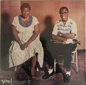 Ella And Louis - LP / Ella Fitsgerald | Louis Armstrong / 1956 / 2016