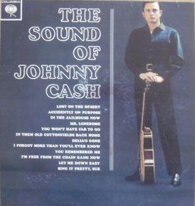 The Sound Of Johnny Cash - LP / Johnny Cash