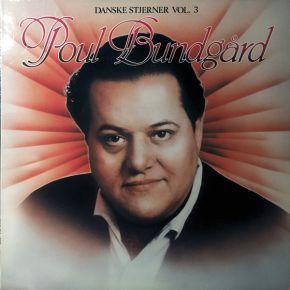 Danske Stjerner Vol. 3 - LP / Poul Bundgaard / 1983