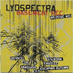 Lydspectra - Basement Rec. Xplosive No.1 - CD / Various Artists
