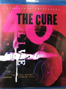 Curaetion 25th Anniversary - 2Blu-Ray / The Cure / 2019