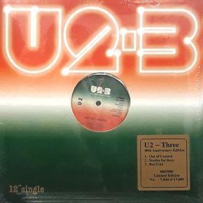 Three - LP (RSD Black Friday 2019 Vinyl) / U2 / 1979 / 2019