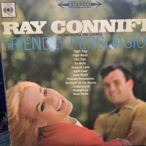 Friendly Persuasion - LP / Ray Conniff His Orchestra And Chorus / 1965