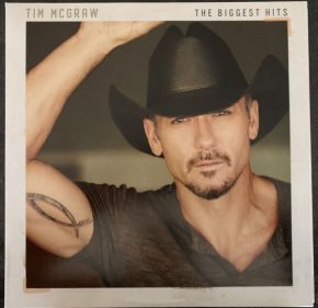 The Biggest Hits - LP / Tim McGraw / 2019/2021