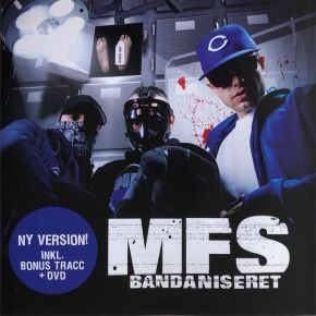 Bandaniseret - CD+DVD / MFS  / 2009
