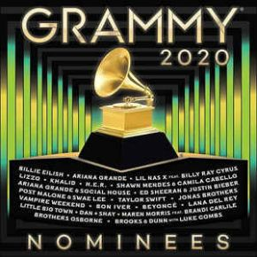 2020 Grammy Nominees - CD / Various Artists / 2020