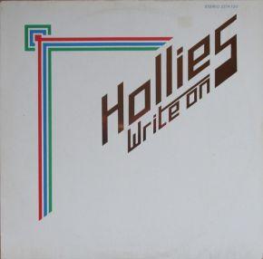 Write On - LP / The Hollies / 1975