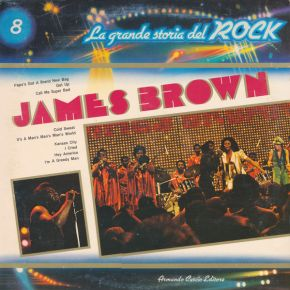 James Brown - LP / James Brown / 1981